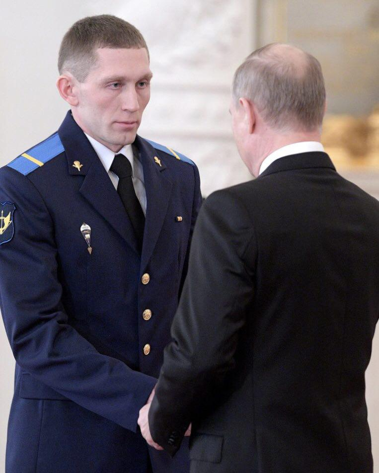 В сети показали совершившего засекреченный подвиг российского спецназовца