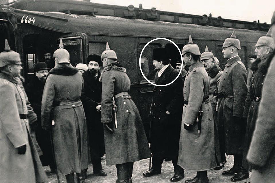 Подписать «похабный» Брестский мир большевиков заставила Украина
