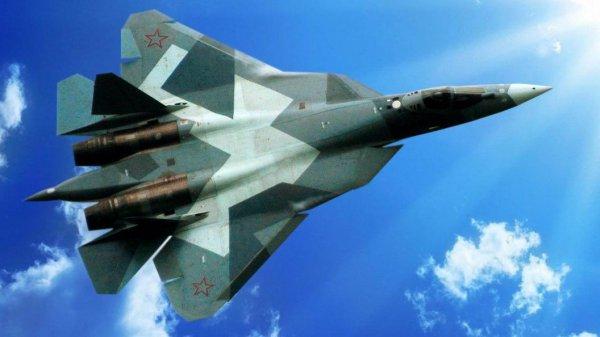 """""""Проблема НАТО"""" Су-57 встаёт на крыло"""