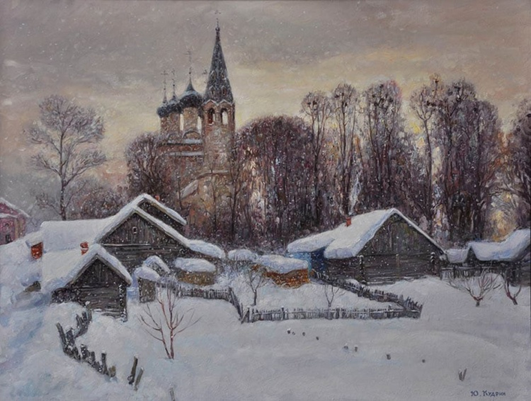 художник Юрий Кудрин картины – 07