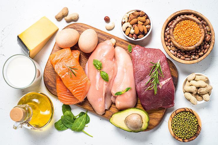 Симптомы нехватки белка в организме