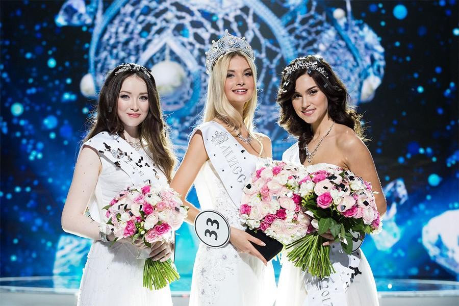 Полина Попова – новая «Мисс Россия». Как она вам?