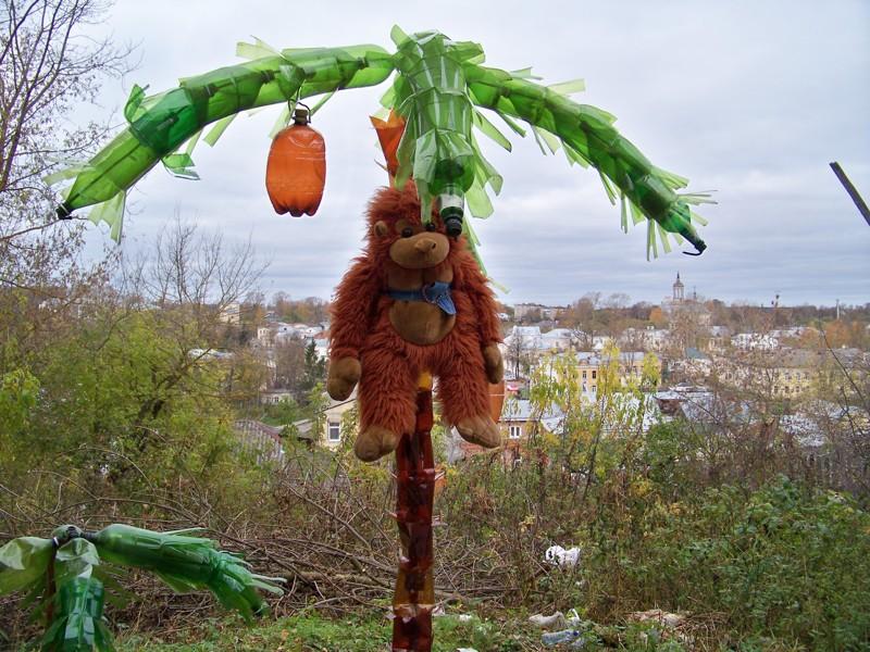 В Торжке есть и пальмы Города России, Тверская область, красивые места, пейзажи, путешествия, россия, торжок