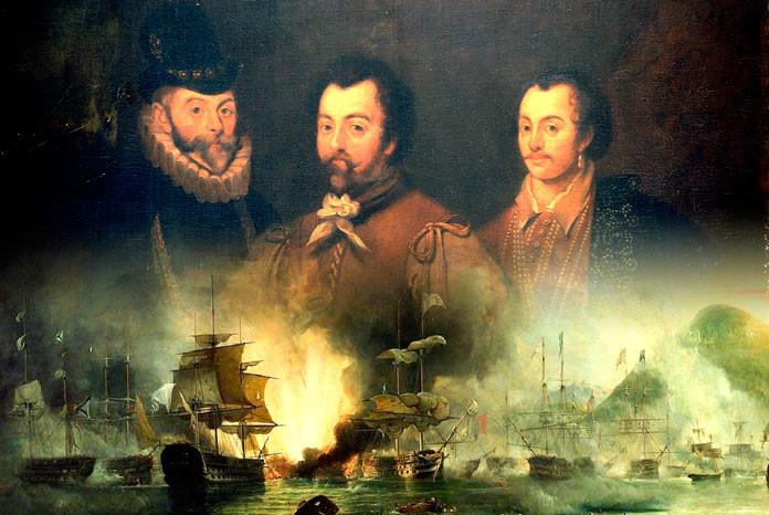 Томас Кавендиш: самый шустрый пират, который 200 лет обладал мировым рекордом скорости