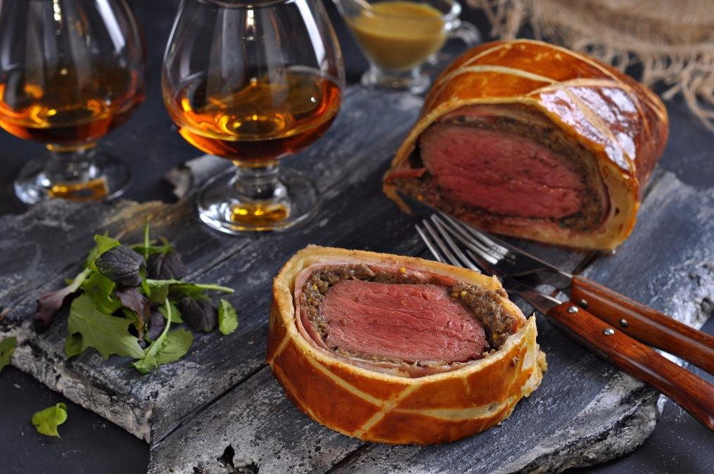 Говядина Веллингтон (Beef Wellington)