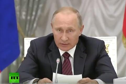 """""""Истинно русская игра"""". Путин отчитал президента """"Зенита"""" за избыток иностранцев"""