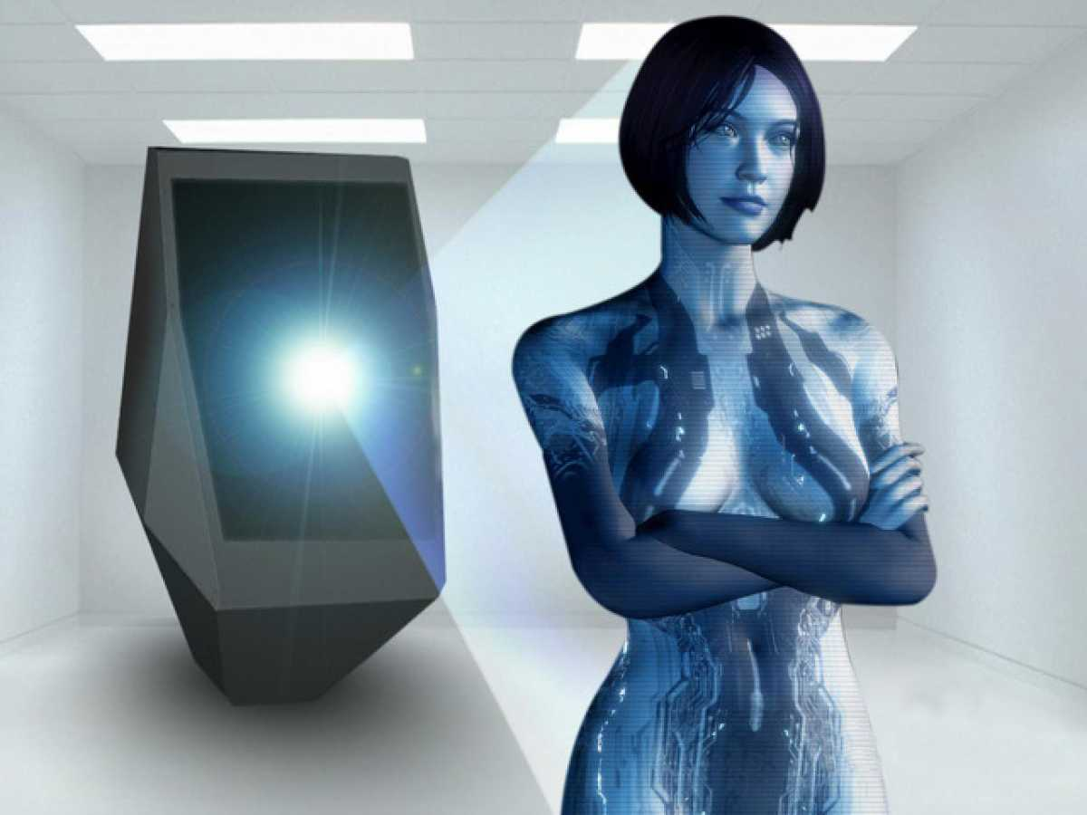 Cortana sex gif naked picture