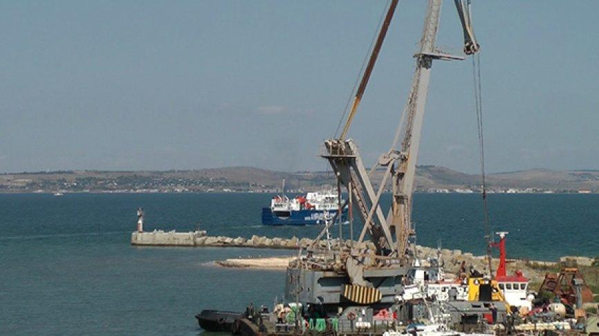 Судостроительные заводы Крыма готовы к заказам из Сирии