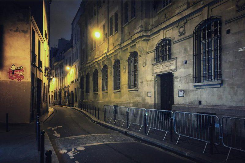 Париж ночью: французский фотограф Лоик ЛеКере делает потрясающие снимки насвой телефон