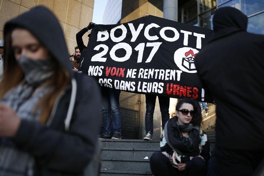 Во Франции Путина нет, а школьники взбунтовались