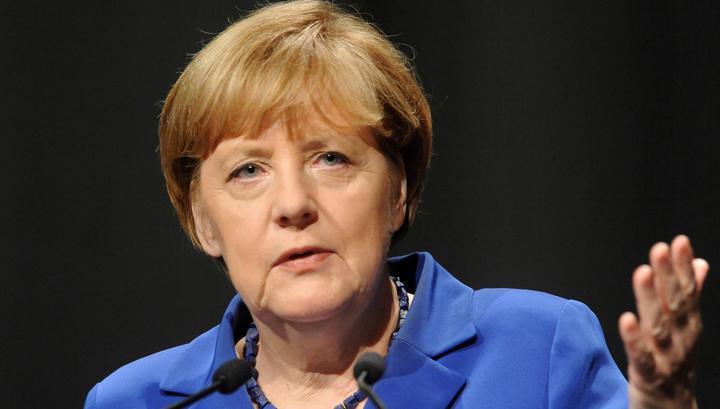 Меркель заявила о важности улучшения отношений России и Евросоюза