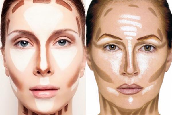 Как с помощью косметики сделать нос тоньше