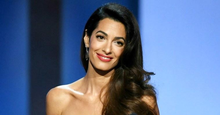 10 цитат Амаль Клуни, которые вдохновят вас на перемены