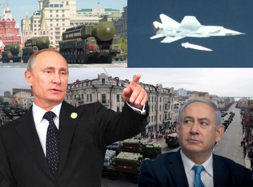 На параде Победы 9-мая Путин…