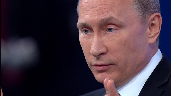 Сядут все: Путин объявил вой…