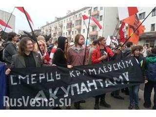Заявление белорусских патриотов из-за очередного проявления русофобии в республике