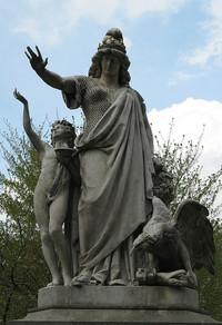 Декоративная и монументальная скульптура