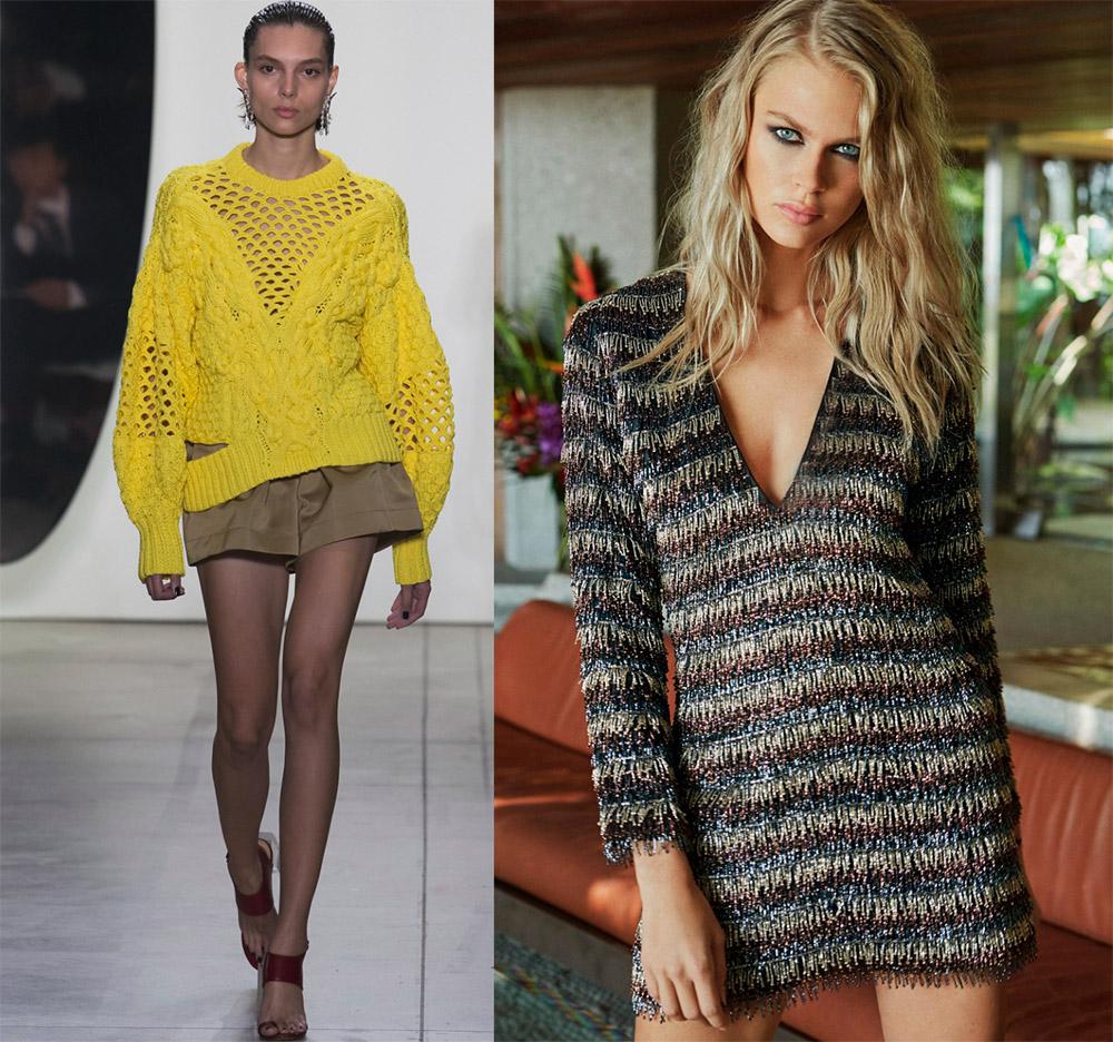 Модные женские свитеры 2018 года — обзор модных коллекций