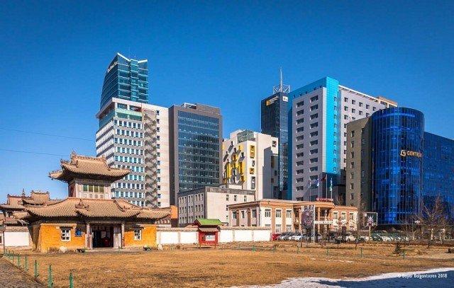 Вот как живется в Монголии