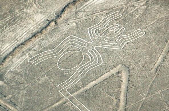 В пустыне Наска обнаружены совершенно новые рисунки
