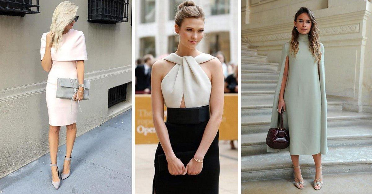 Этим летом в моде платья миди: 17 стильных нарядов для изысканных барышень