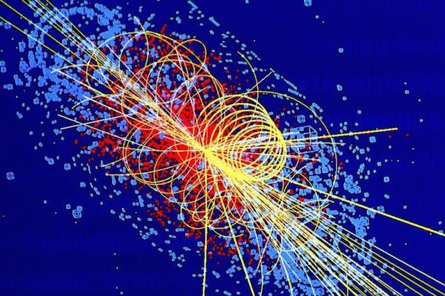 Эксперименты на коллайдерах