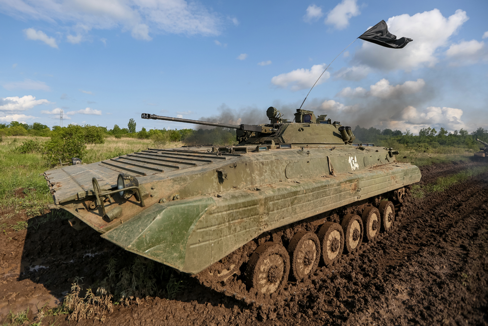 В России легендарная БМП-1 пройдет глубокую модернизацию