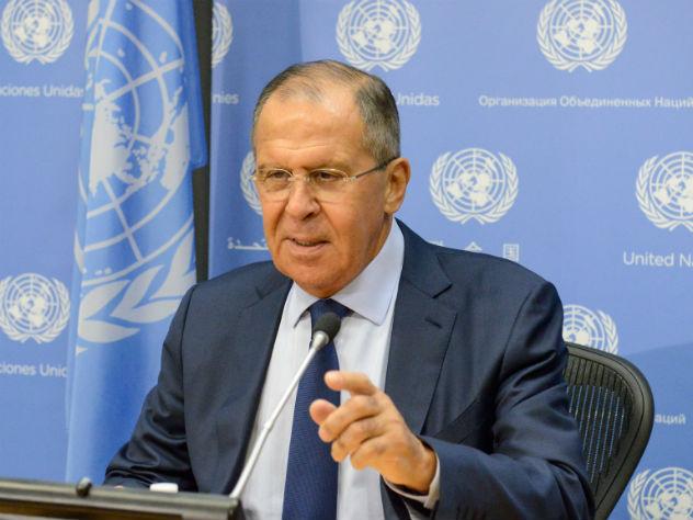 Лавров предложил «срезать жирок» с ООН