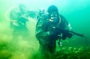 ВМФ России готовится к битве с диверсантами НАТО
