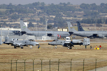Турция усомнилась в необходимости присутствия сил коалиции на авиабазе Инджирлик