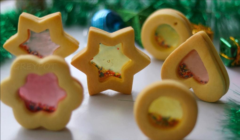 Необычное печенье: равнодушными не останутся ни дети, ни взрослые