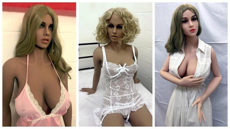 """Внутри первого британского """"борделя с секс-куклами"""""""