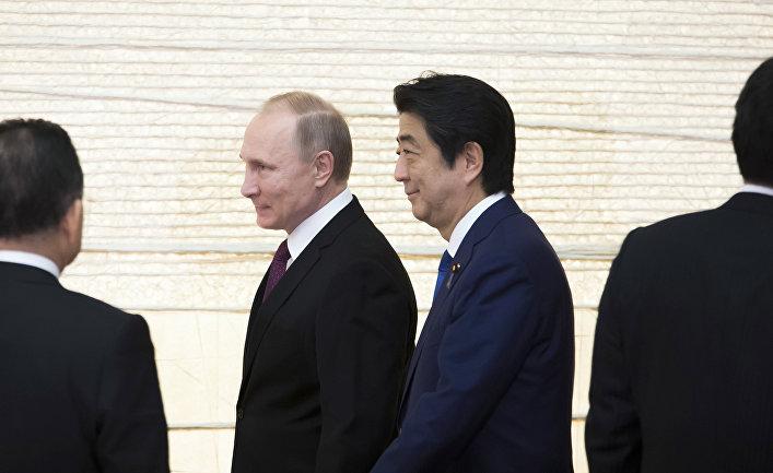 В Японии Путин не пошел ни на какие уступки