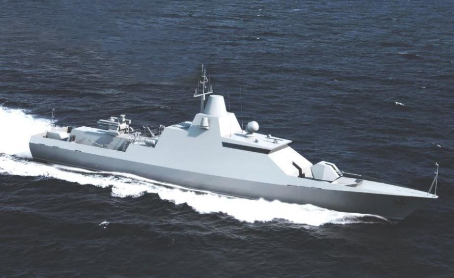 Зеленодольский завод уже ведет строительство двух малых ракетных кораблей проекта 22800