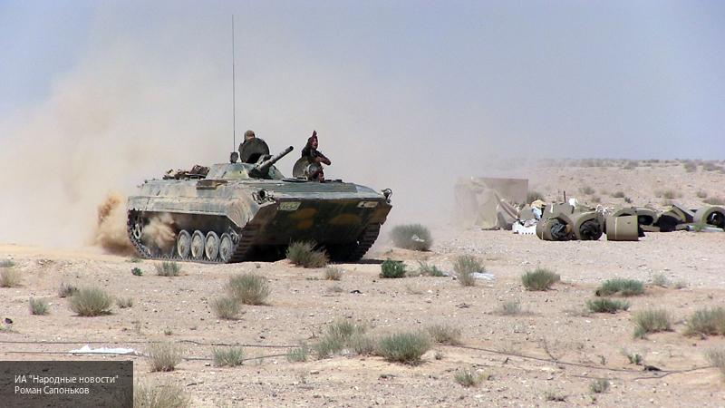 Широкий фронт и его успехи: Россия и САР – против терроризма