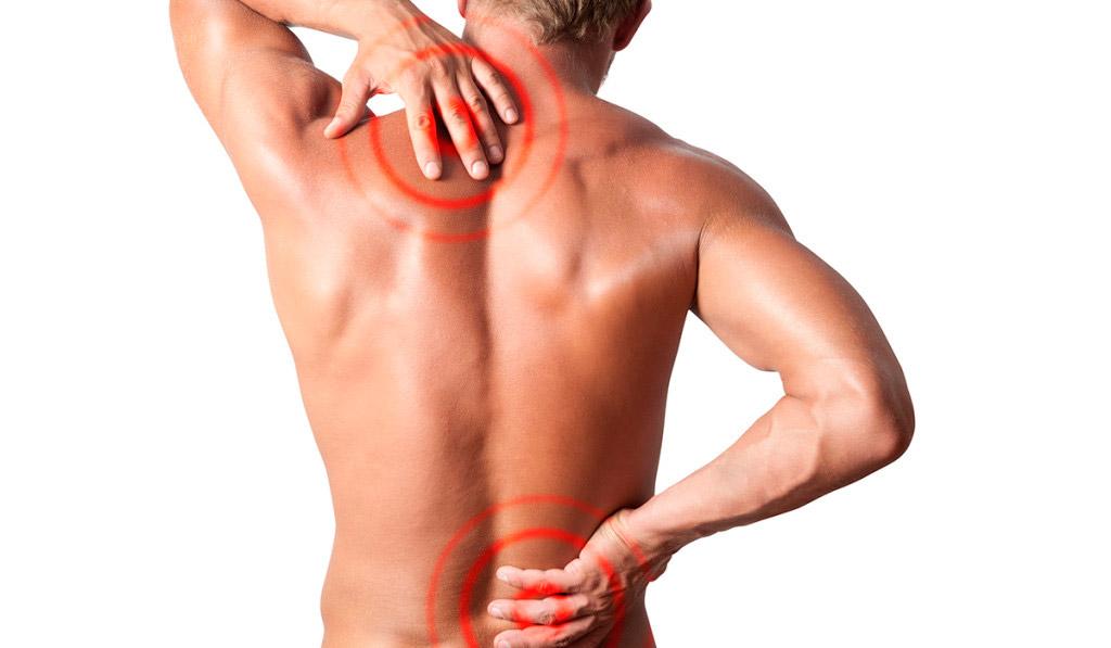 Избавляемся от болей в спине и плечах