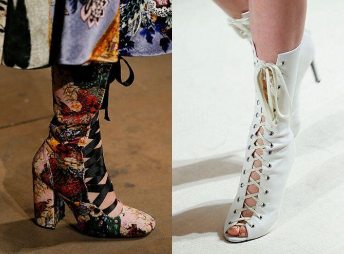 Трендовые модели обуви для осеннего сезона