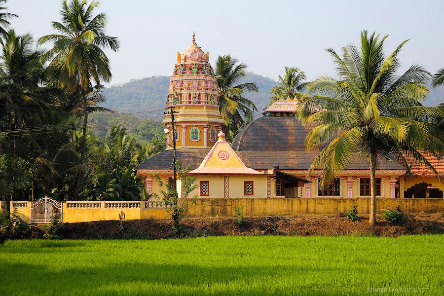 Путешествие в самый маленький среди штатов Индии