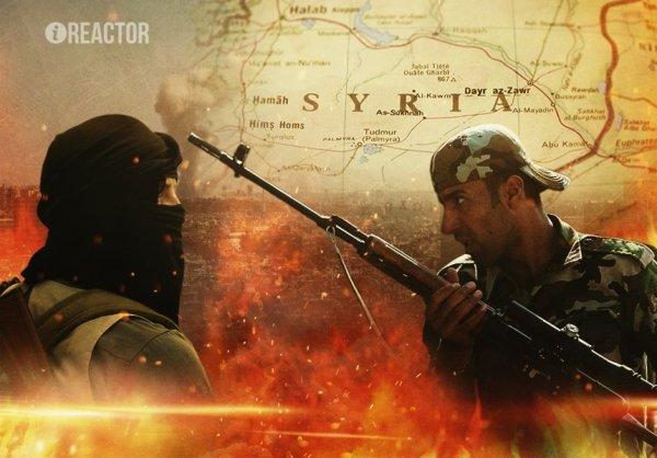 Ситуация вокруг Дамаска радикально меняется