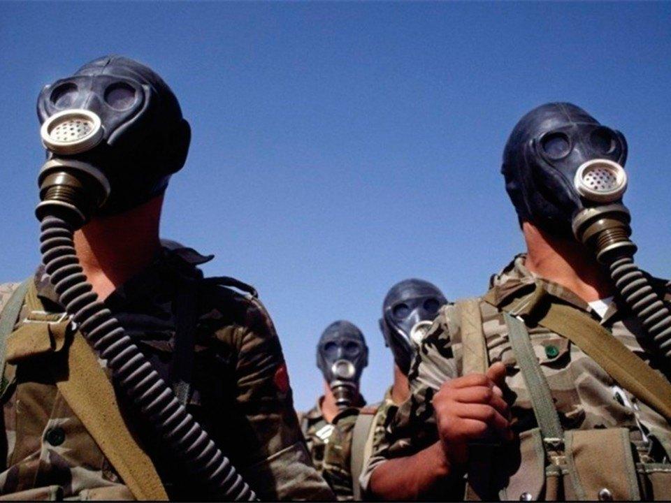 В Ираке американцев травили ипритом