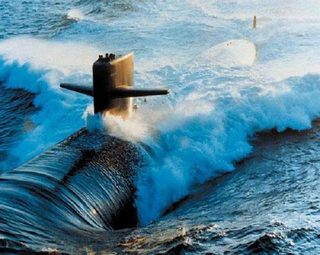 Глава ОСК: Ядерная подлодка-…