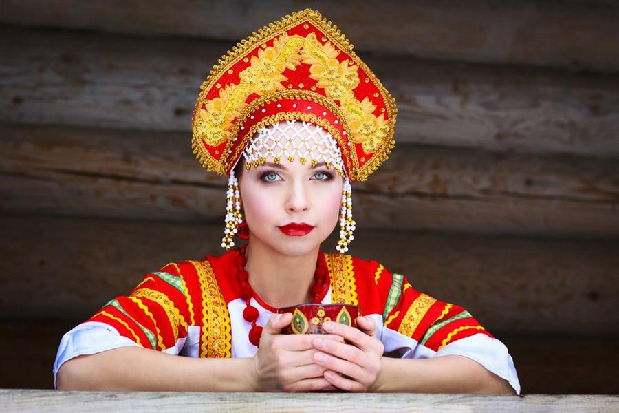 История о том, как  одна русская  тётя решила выйти замуж на иноземца