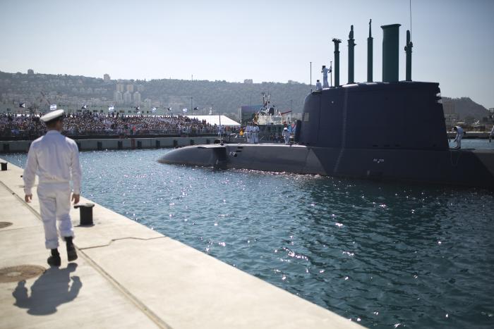 Продолжение скандала вокруг закупки Израилем немецких подводных лодок