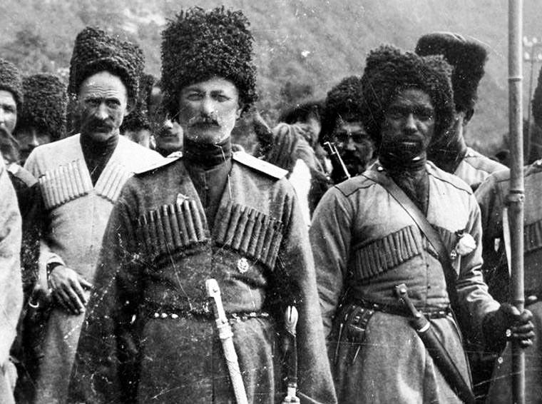 Откуда в Абхазии народность  с яркими  чертами негров
