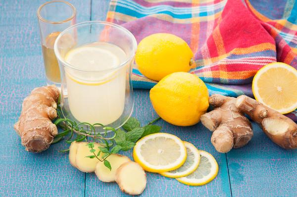 9 целебных рецептов с имбирем: простуда не подступит!