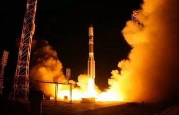 Россия запустила новый военный спутник