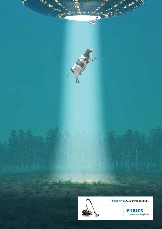 Даже инопланетяне поняли, чем надо похищать геиально, дизайн, интересное, красиво, реклама