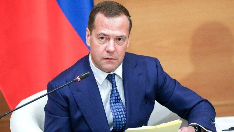 Медведев подписал постановле…