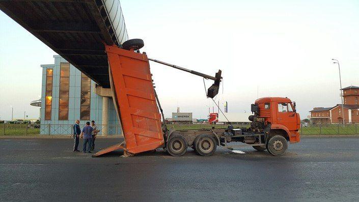 Склерозные грузовики