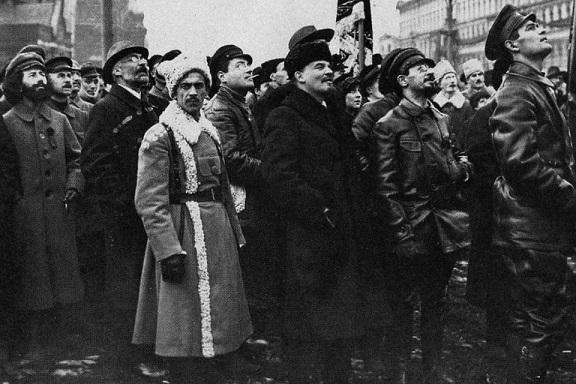 Что было бы с Россией, не возьми большевики власть в 1917 году